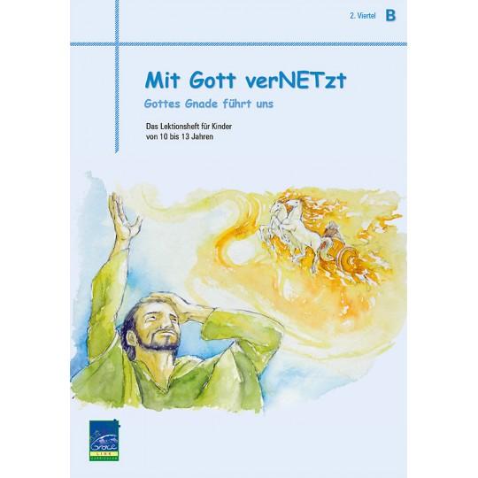 """Studienheft """"Mit Gott verNETzt"""", Zyklus B, 2. Viertel, Teilnehmer"""