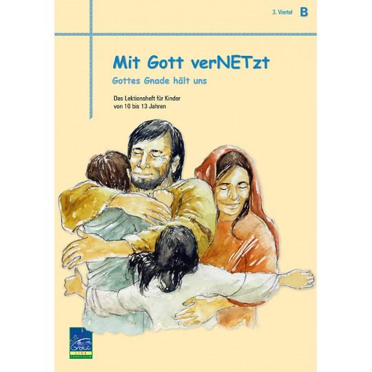 """Studienheft """"Mit Gott verNETzt"""", Zyklus B, 1. Viertel, Teilnehmer"""
