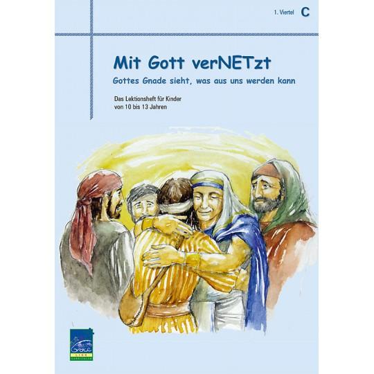 """Studienheft """"Mit Gott verNETzt"""", Zyklus C, 1. Viertel, Teilnehmer"""