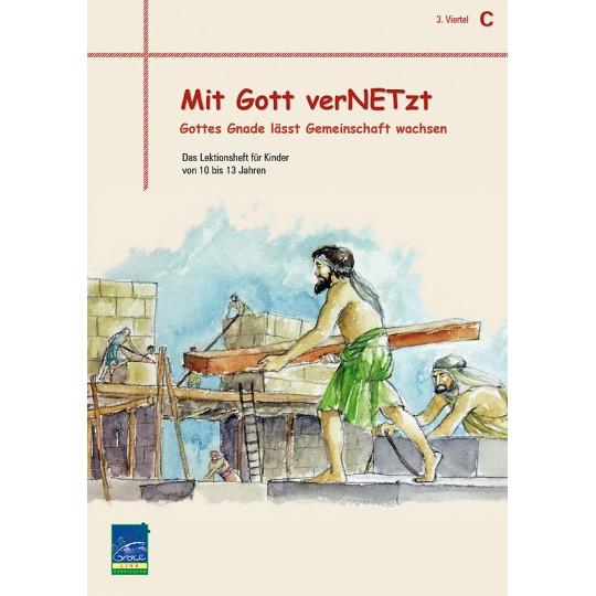 """Studienheft """"Mit Gott verNETzt"""", Zyklus B, 3. Viertel, Teilnehmer"""