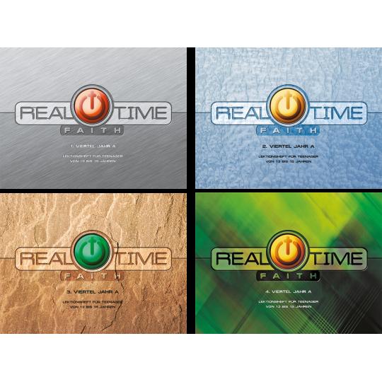 """Studienheft """"Real Time Faith"""", Zyklus A, Teilnehmer"""