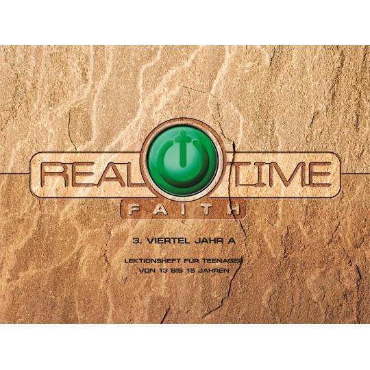 "Studienheft ""Real Time Faith"", Zyklus A, 3. Viertel, Teilnehmer"