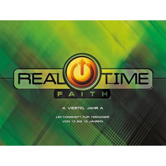 "Studienheft ""Real Time Faith"", Zyklus A, 4. Viertel, Teilnehmer"