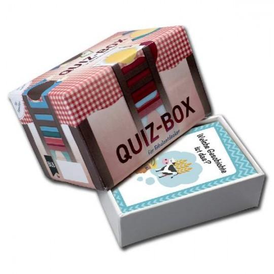 Quiz-Box für Bibelentdecker