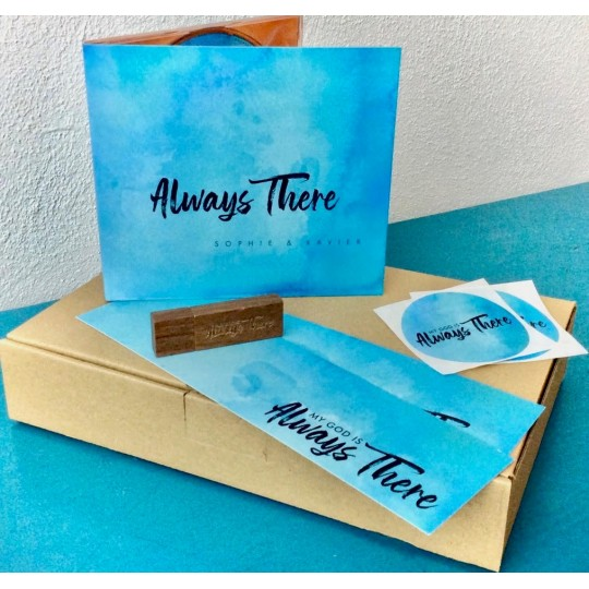 Geschenk-Box: Always There
