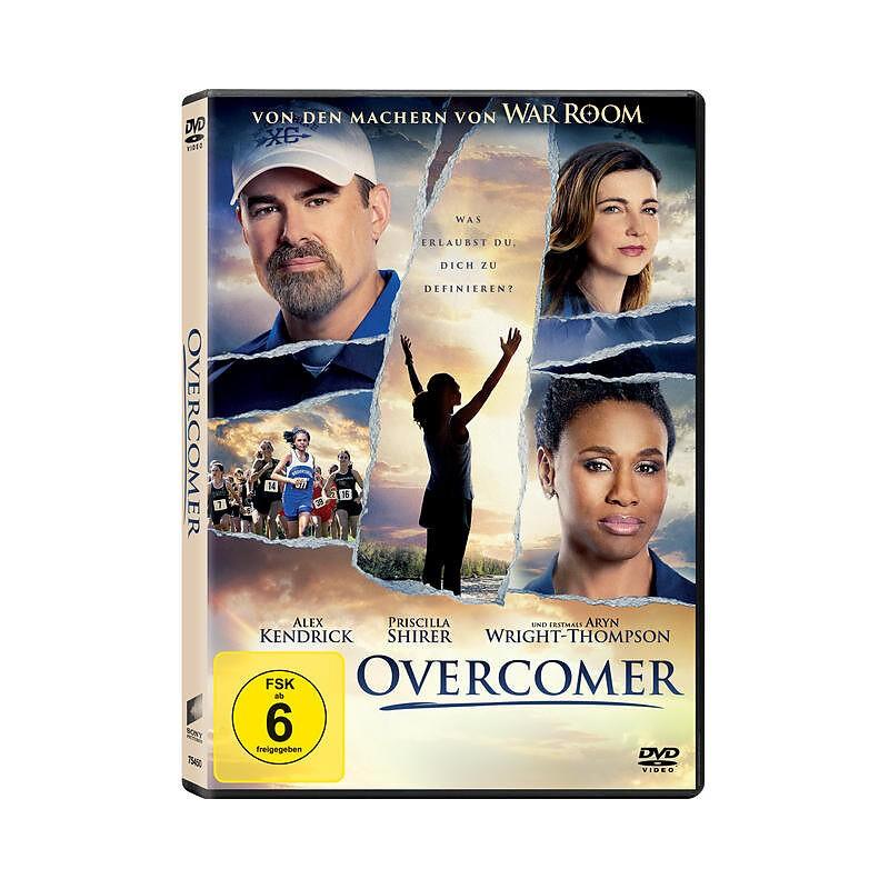 Overcomer (1 DVD)