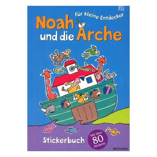 Noah und die Arche, Stickerbuch