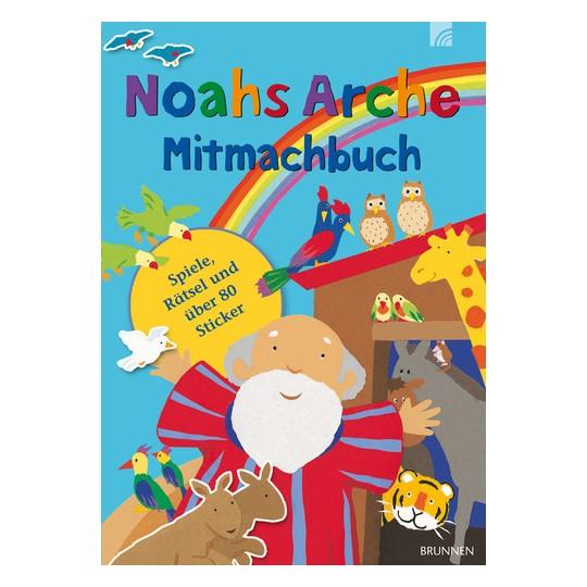 Noahs Arche Mitmachbuch