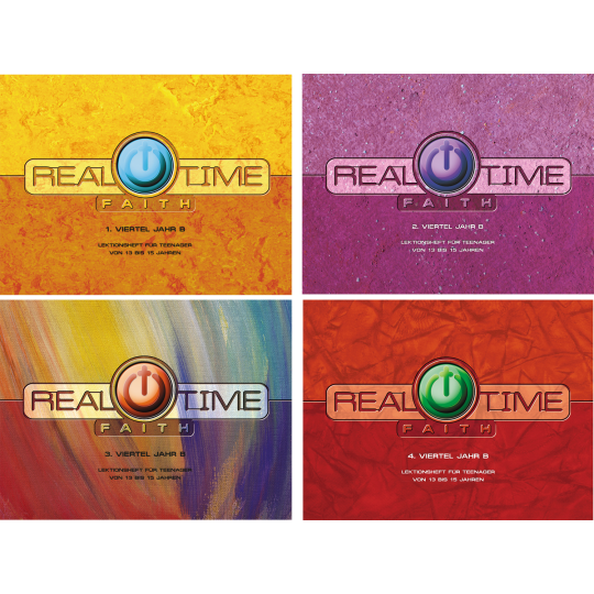"Studienheft ""Real Time Faith"", Zyklus B, Teilnehmer"