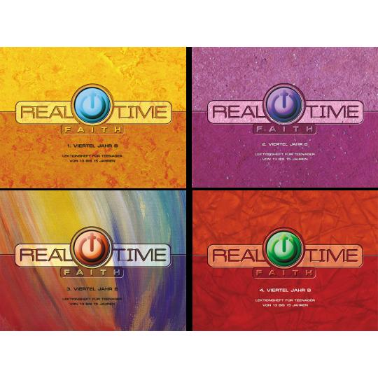 "Studienheft ""Real Time Faith"", Zyklus B, Teilnehmer"