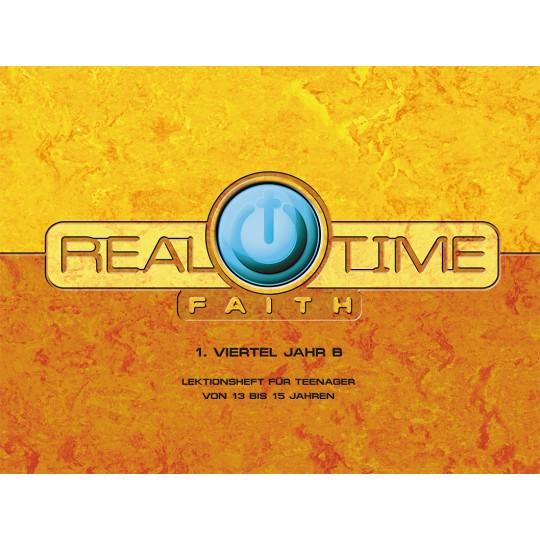 """Studienheft """"Real Time Faith"""", Zyklus B, 1. Viertel, Teilnehmer"""