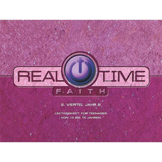"""Studienheft """"Real Time Faith"""", Zyklus B, 2. Viertel, Teilnehmer"""