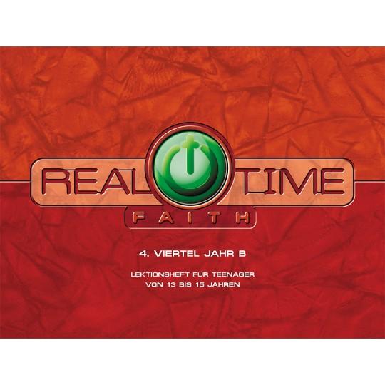 """Studienheft """"Real Time Faith"""", Zyklus B, 4. Viertel, Teilnehmer"""