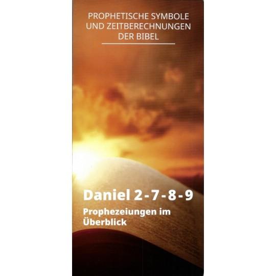 Daniel 2-7-8-9