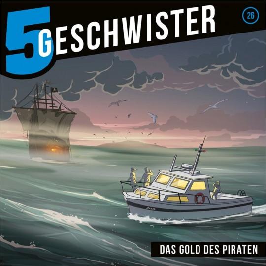 5 Geschwister - Das Gold des Piraten
