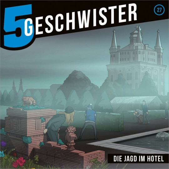 5 Geschwister - Die Jagd im Hotel, Folge 27