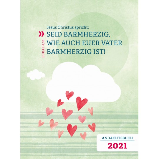 Andachtsbuch 2021
