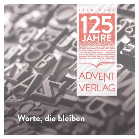 125 Jahre Advent-Verlag