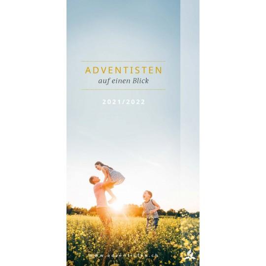 Adventisten auf einen Blick 2021/22