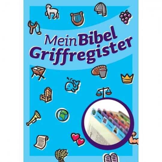 Mein Bibel Griffregister