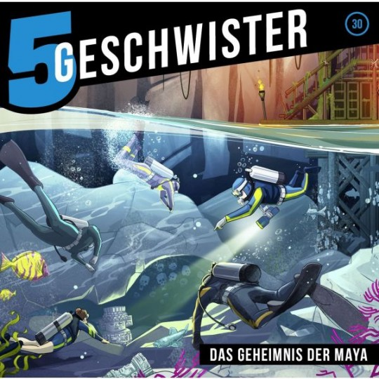 5 Geschwister, Das Geheimnis der Maya, Folge 30
