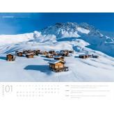 Schweizer Bildkalender 2022