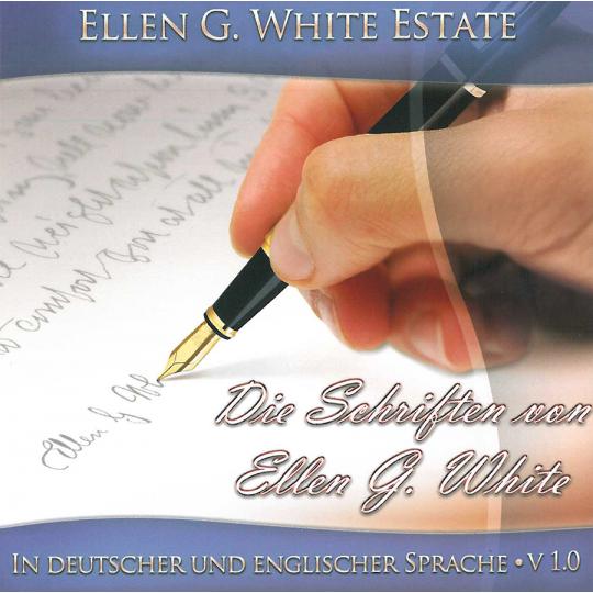Die Schriften von E. G. White in deutscher und englischer Sprache, Version 1.0
