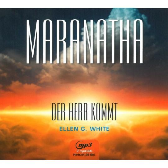 Maranatha, Hörbuch