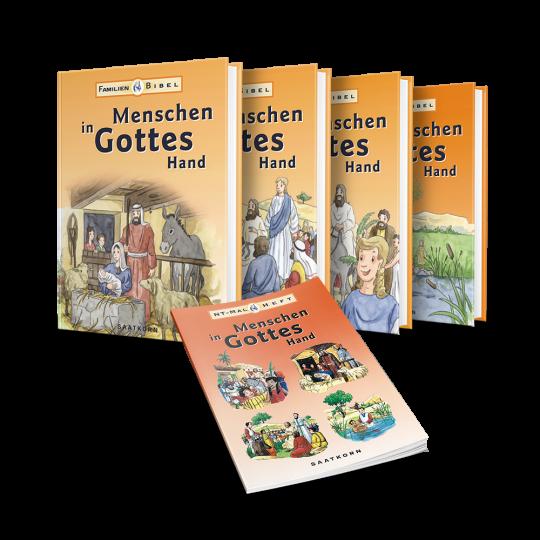 Menschen in Gottes Hand, Bände 5-8