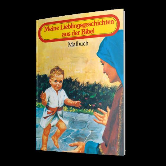 Meine Lieblingsgeschichten aus der Bibel